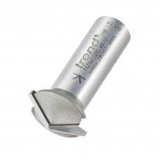 Chamfer V groove cutter 30 degrees - shank 1/2