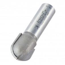 Radius cutter 9mm radius - shank 1/2