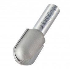 Cove cutter 11.1mm radius - shank 1/2