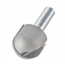 Radius cutter 16mm radius - shank 1/2