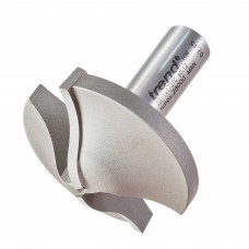 Flat Roman ogee cutter - shank 1/2