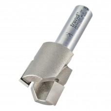 Tapered plug 1/2 inch diameter  - shank 1/2