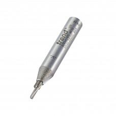 Single flute cutter 1.5mm diameter - shank 1/4