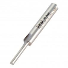 Pocket cutter 4.8mm diameter - shank 1/4