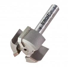 Trimmer 25mm diameter 12mm length - shank 1/4