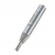 Two flute cutter 2.5mm diameter - shank 1/4