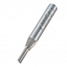 Two flute cutter 3mm diameter - shank 1/4