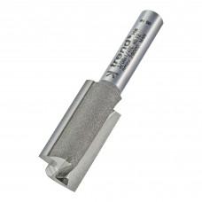 Two flute cutter 12.7mm diameter - shank 1/4