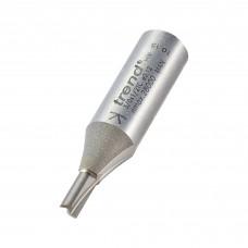 Two flute cutter 4.7mm diameter - shank 1/2