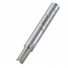 Two flute cutter 4.7mm diameter - shank 1/4
