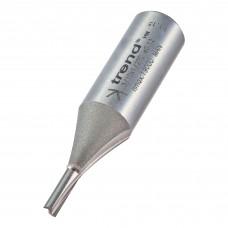 Two flute cutter 3.2mm diameter - shank 1/2