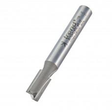 Two flute cutter 6.3mm diameter - shank 1/4