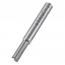 Two flute cutter 5mm diameter - shank 1/4