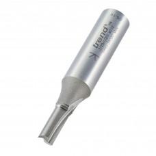 Two flute cutter 6.3mm diameter - shank 1/2