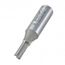 Two flute cutter 6mm diameter - shank 1/2