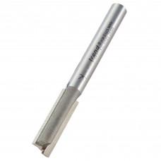 Two flute cutter 8.1mm diameter - shank 1/4