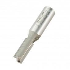 Two flute cutter 10mm diameter - shank 1/2