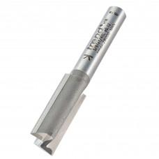 Two flute cutter 10mm diameter - shank 1/4