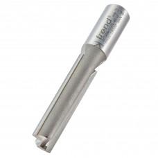 Two flute 12mm dia x 50mm cut x84mm - shank 1/2