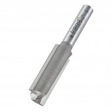 Two flute cutter 12mm diameter - shank 1/4