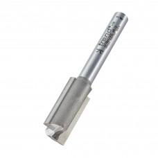 Two flute cutter 12.55mm diameter - shank 1/4