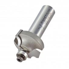 Bearing guided ovolo cutter 6.3mm radius - shank 1/2
