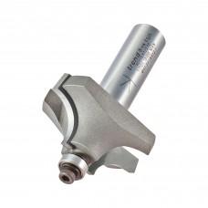 Bearing guided ovolo cutter 12.7mm radius - shank 1/2