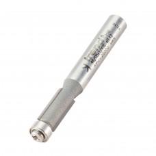 Guided trimmer 6.3mm diameter 12.7mm length - shank 1/4