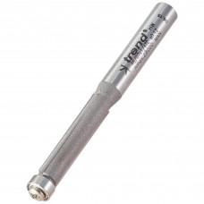 Guided trimmer 6.3mm diameter 25.4mm length - shank 1/4