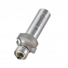 Bearing guided ovolo cutter 4.8mm radius - shank 1/2