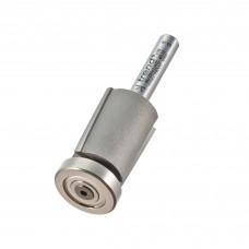Low profile trimmer 19.1mm diameter 25.0mm length - shank 1/4