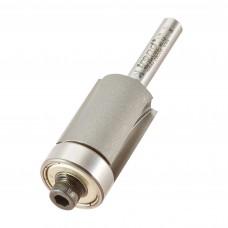 Guided trimmer 19.1mm diameter 25mm length - shank 1/4