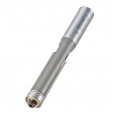 Guided 90 degree trimmer 12.7mm diameter 38.1mm length - shank 1/2