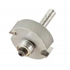 Bearing Guided 35mm Diameter Rebater - shank 1/4