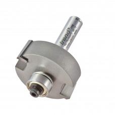 Bearing Guided 35mm Diameter Rebater - shank 8 mm