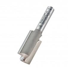 Two flute cutter 14mm diameter - shank 1/4