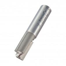 Two flute cutter 14.3mm diameter - shank 1/2