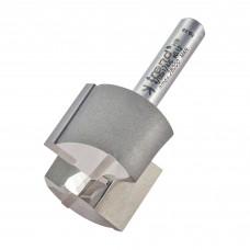 Two flute cutter 25.4mm diameter - shank 1/4
