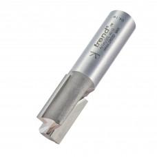 Two flute cutter 15mm diameter - shank 1/2