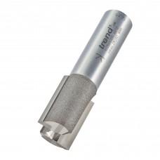 Two flute cutter 17mm diameter - shank 1/2