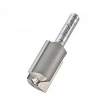Two flute cutter 17mm diameter - shank 1/4