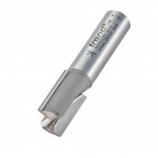 Two flute cutter 16mm diameter - shank 1/2