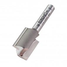 Two flute cutter 16mm diameter - shank 1/4