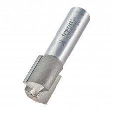 Two flute cutter 18.2mm diameter - shank 1/2