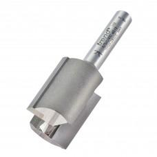 Two flute cutter 19.1mm diameter - shank 1/4