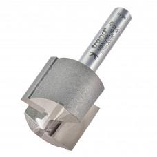 Two flute cutter 22mm diameter - shank 1/4