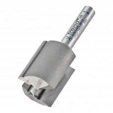 Two flute cutter 20mm diameter - shank 1/4