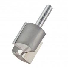 Two flute cutter 25mm diameter - shank 1/4
