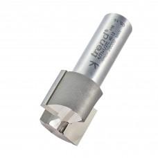 Two flute cutter 23mm diameter - shank 1/2