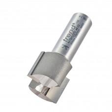 Two flute cutter 24mm diameter - shank 1/2